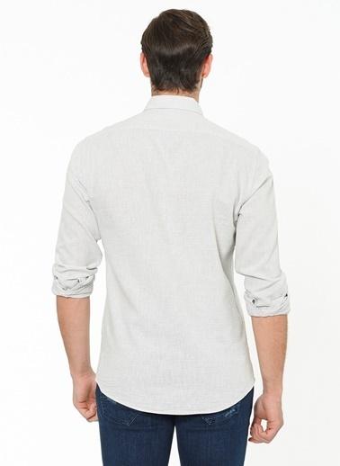 Beymen Business Uzun Kollu Gömlek Gri